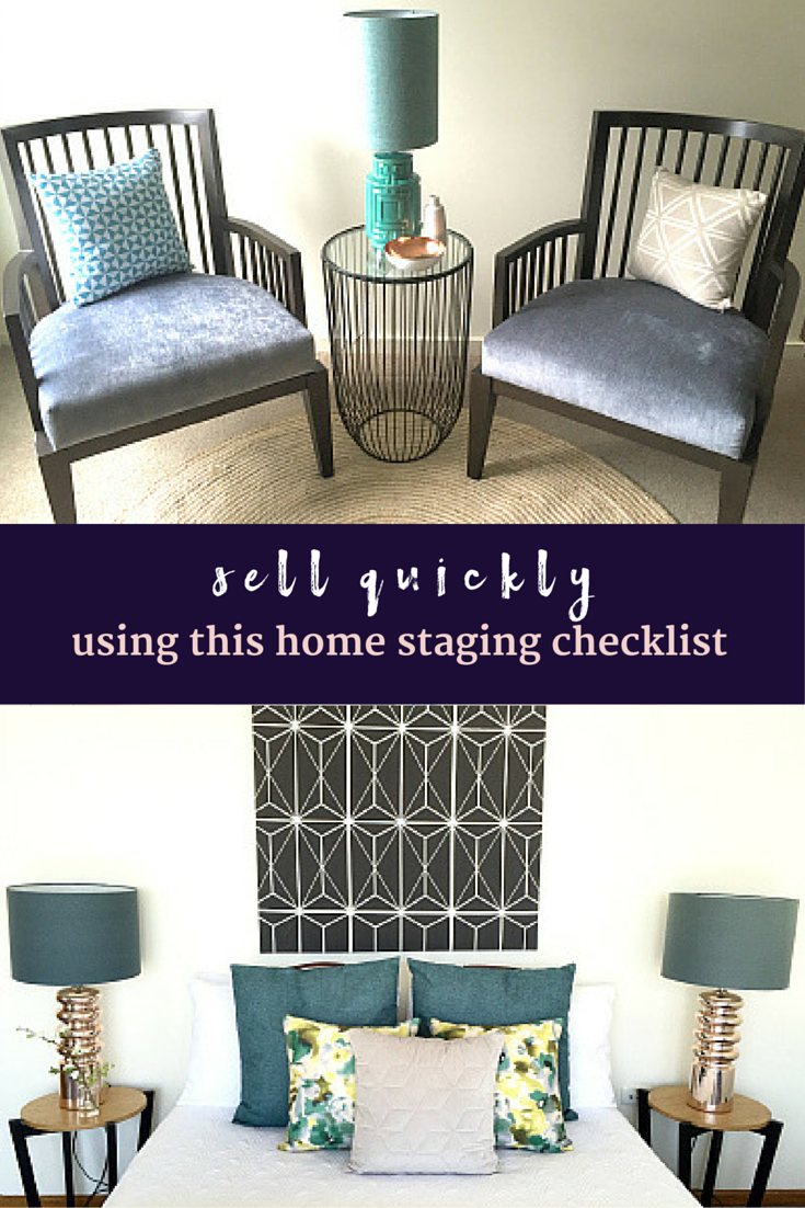 Sell Quickly Using This Home Staging Checklist To Prepare