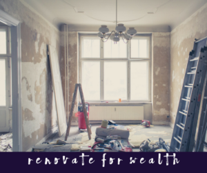 The Top Advantages of Renovating for Profit