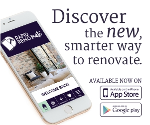 rapid reno mate renovating app