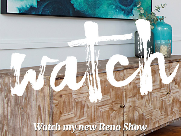 Watch my new Reno Show