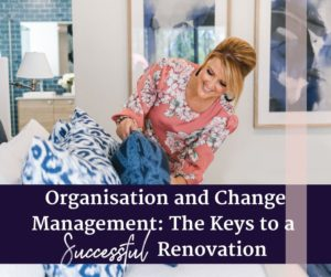 Organisation and Change Management: The Keys to a Successful Renovation
