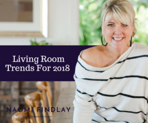 Living Room Trends For 2018