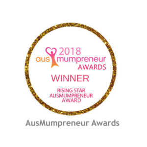 Rising Star 2018 AusMumpreneur Awards