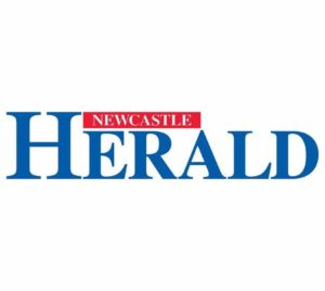 Naomi Findlay in the Newcastle Herald