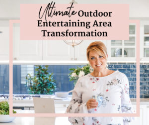 Ultimate Outdoor Entertaining Area Transformation