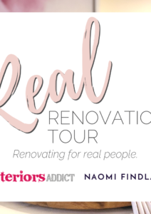 real renovation tour