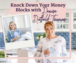 Knock Over Your Money Blocks