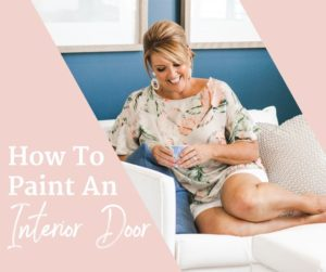 Paint An Interior Door