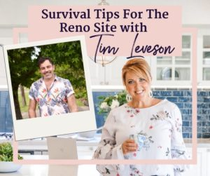 Survival Tips for the Reno site with Tim Leveson