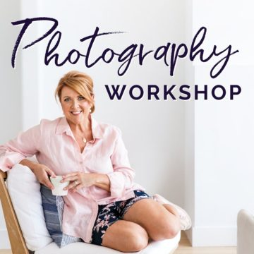 Photography Workshop with Naomi Findlay