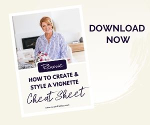 How to create and style a vignette - your cheat sheet