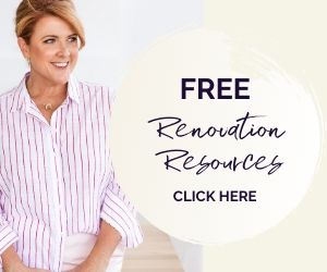 Free Renovation Resources by Naomi Findlay
