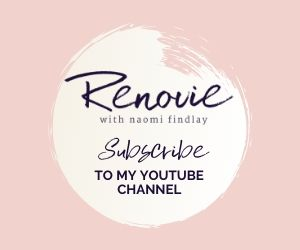 Renovie with naomi findlay youtube channel