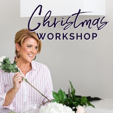 Christmas Workshop with Naomi Findlay