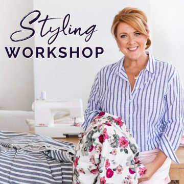 Styling Workshop with Naomi Findlay