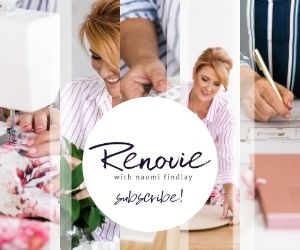Renovie with Naomi Findlay