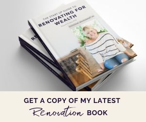 Renovating For Wealth Book