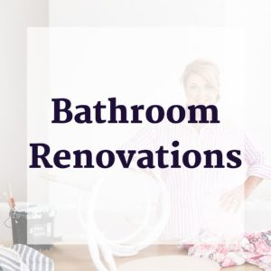 Bathrom renovation Renovate