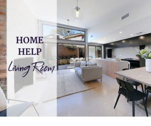 Home Help For Living Spaces - Living Room