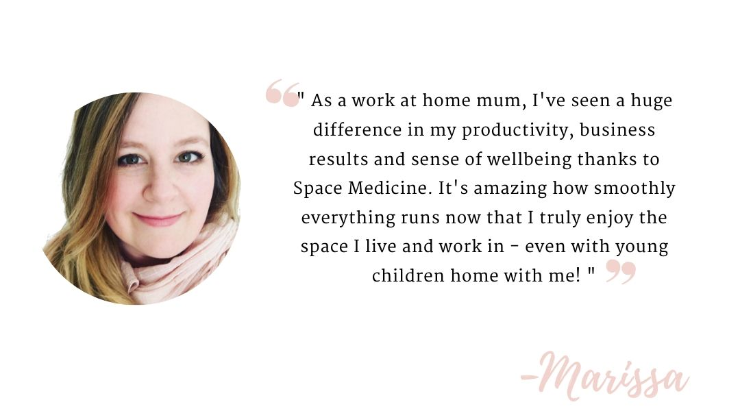 Testimonial by Marissa on working with Naomi Findley