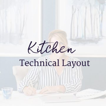 Design Decisions - Kitchen Technical Layout