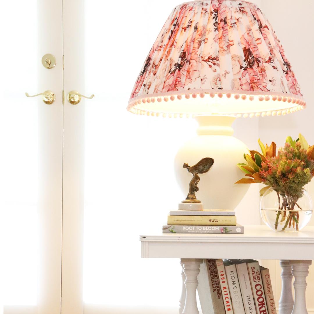 lamp make over workshop