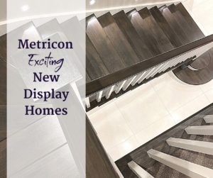 Metricon new display homes